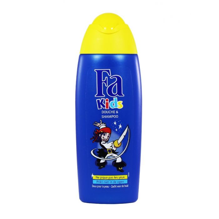 Fa Gel de dus copii 250 ml Pirate