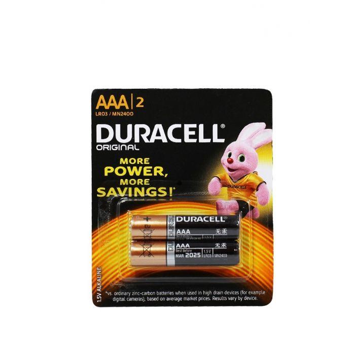 Duracell Baterii R3 2 buc