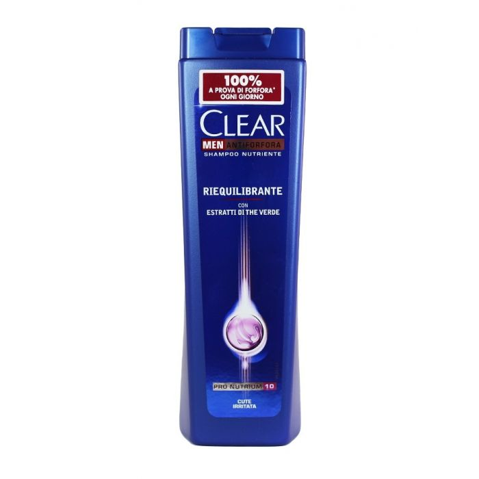 Clear Sampon Barbati 250 ml Riequilibrante