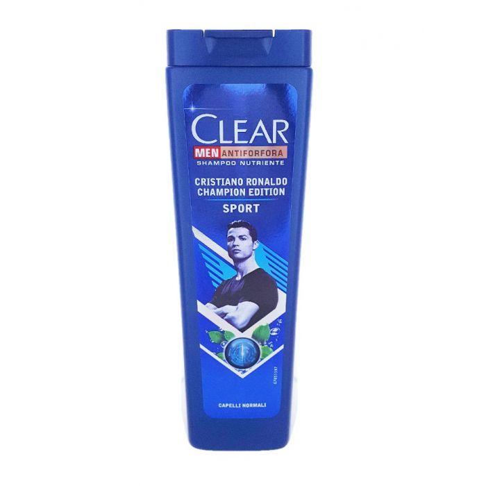 Clear Sampon Barbati 250 ml Sport