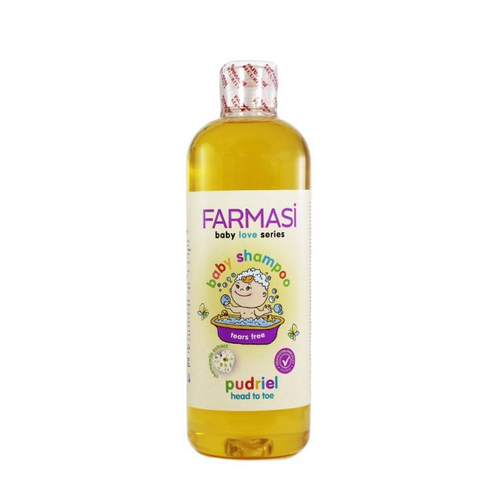 Farmasi Baby Sampon 375 ml Pudriel