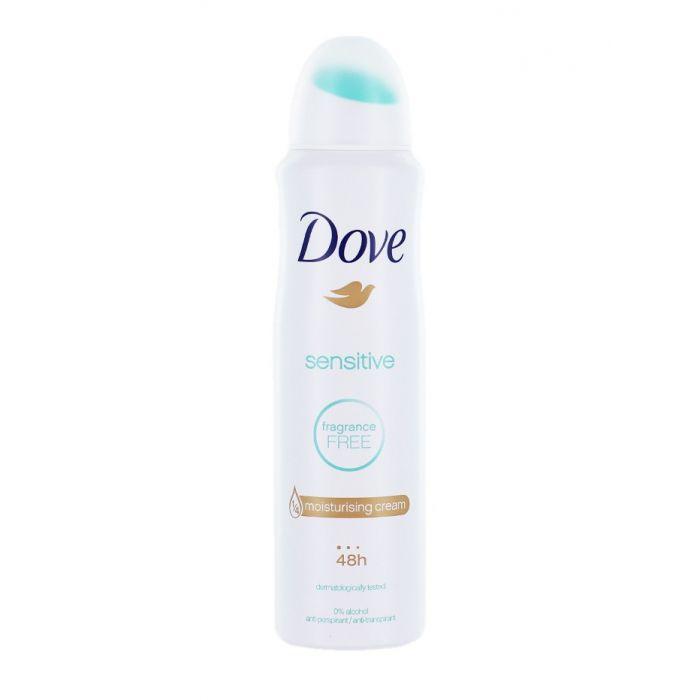 Dove Spray deodorant femei 150 ml Sensitive