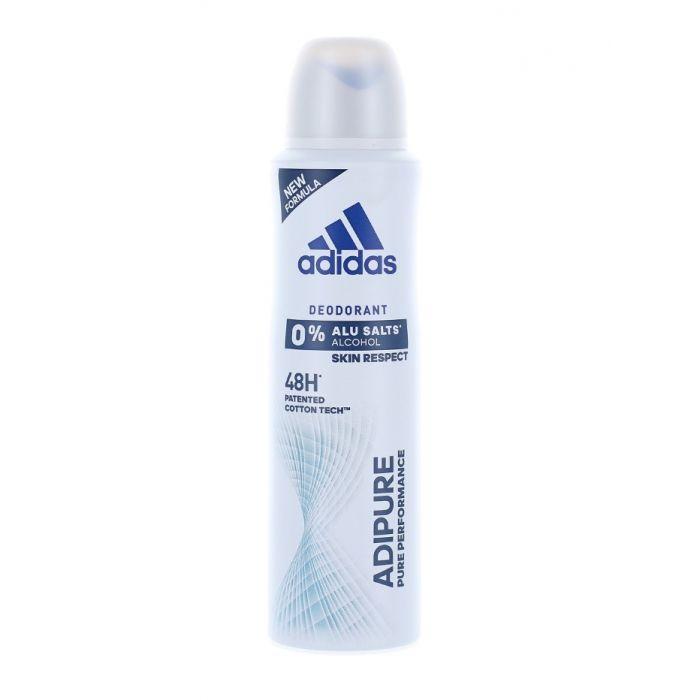 Adidas Spray Deodorant femei 150 ml Adipure