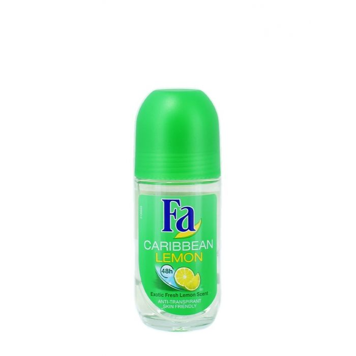 Fa Roll-on femei 50 ml Caribbean Lemon