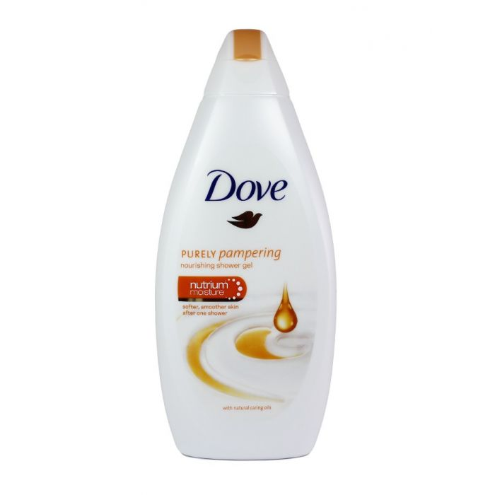 Dove Gel de dus 500 ml Purely Pampering Caring Oils