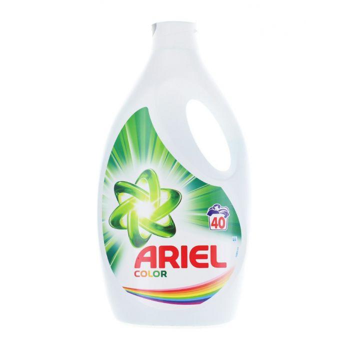 Ariel Detergent lichid 2.6L 40 spalari Color