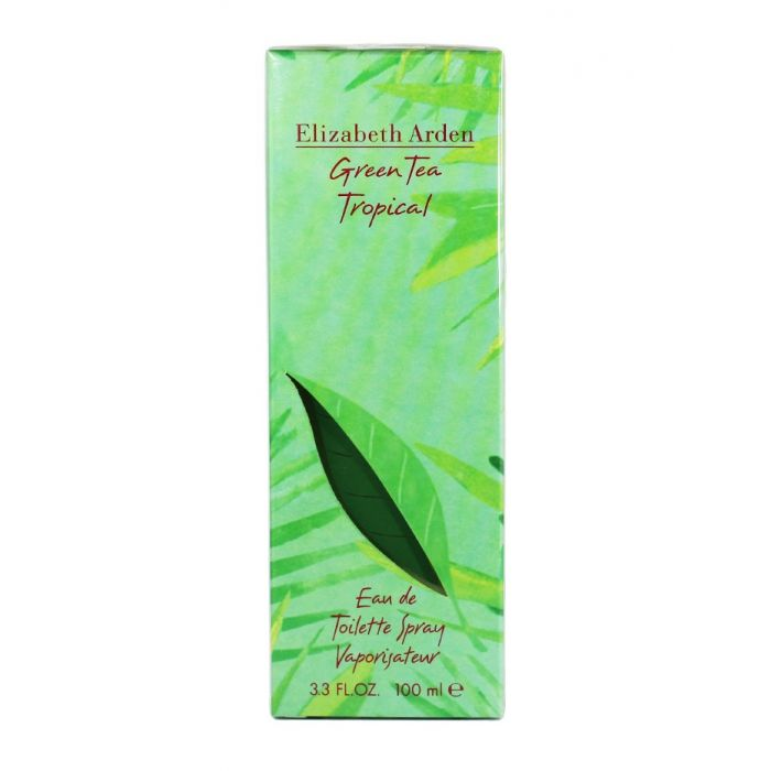 Elizabeth Arden Parfum femei in cutie 100 ml Green Tea Tropical