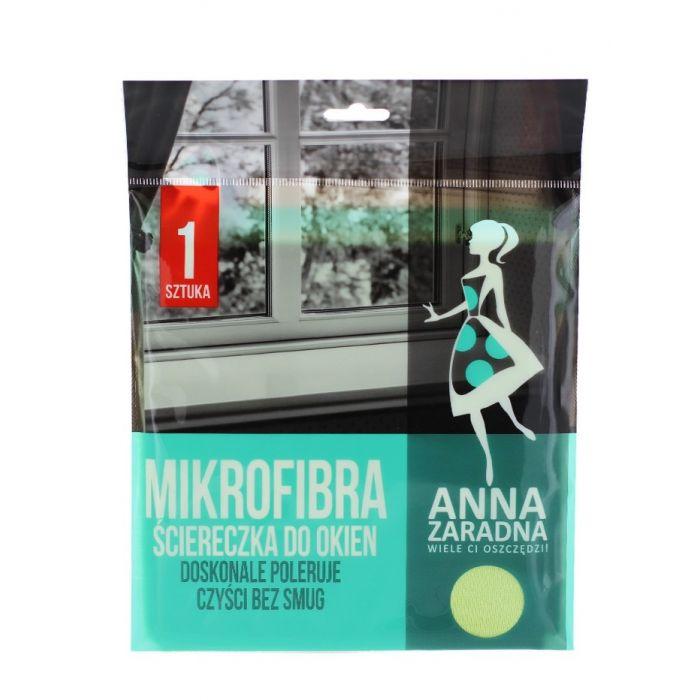 Anna Laveta Microfibra geam 1 buc