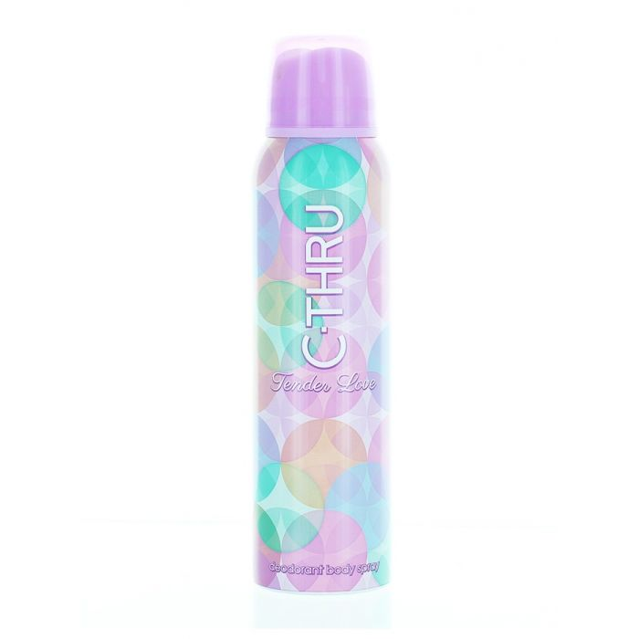 C-Thru Spray deodorant 150 ml Tender Love