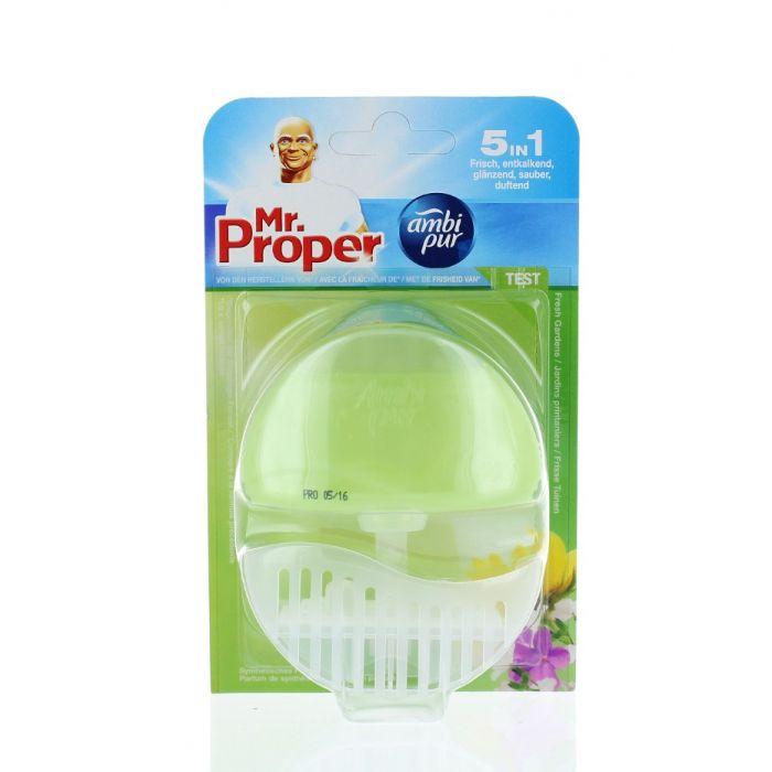 Ambi Pur Aparat odorizant WC+rezerva 55 ml Fresh Garden