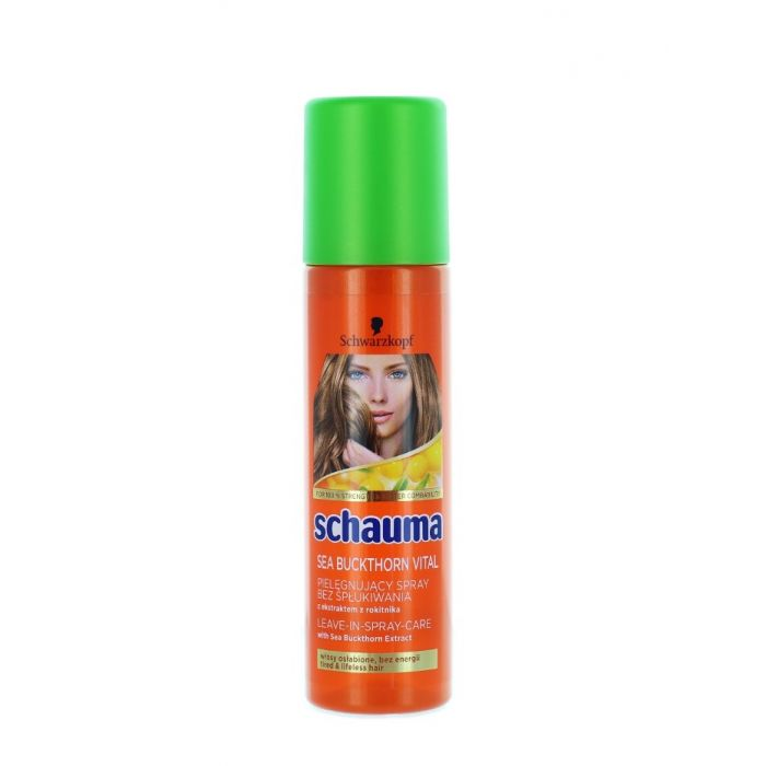 Schauma Tratament de par fara clatire 200 ml Sea Buckthorn Vital
