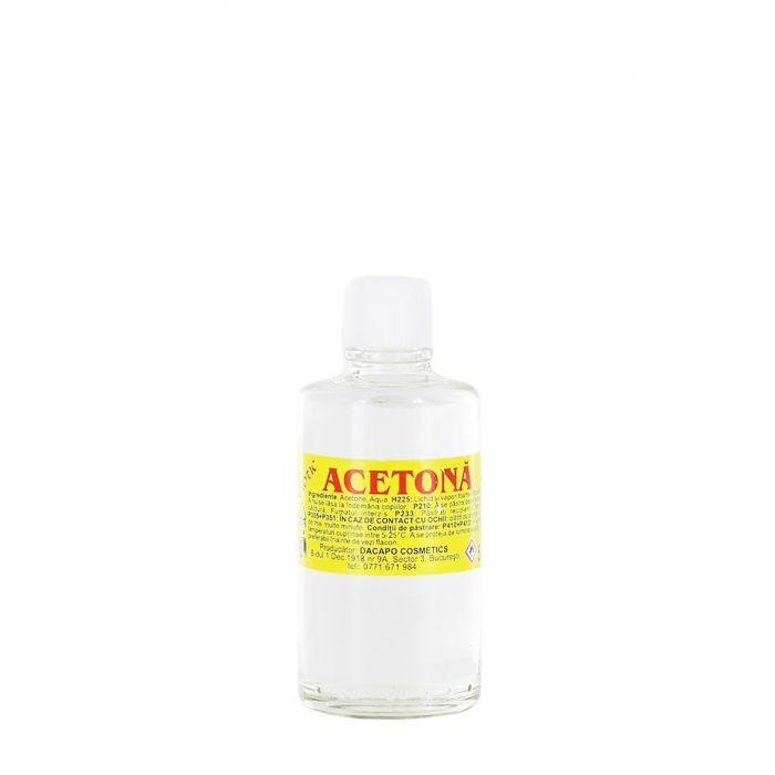 Exotic Acetona pentru unghii 50 ml