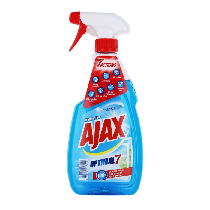 Ajax Solutie curatat geamuri 500 ml Multi Action