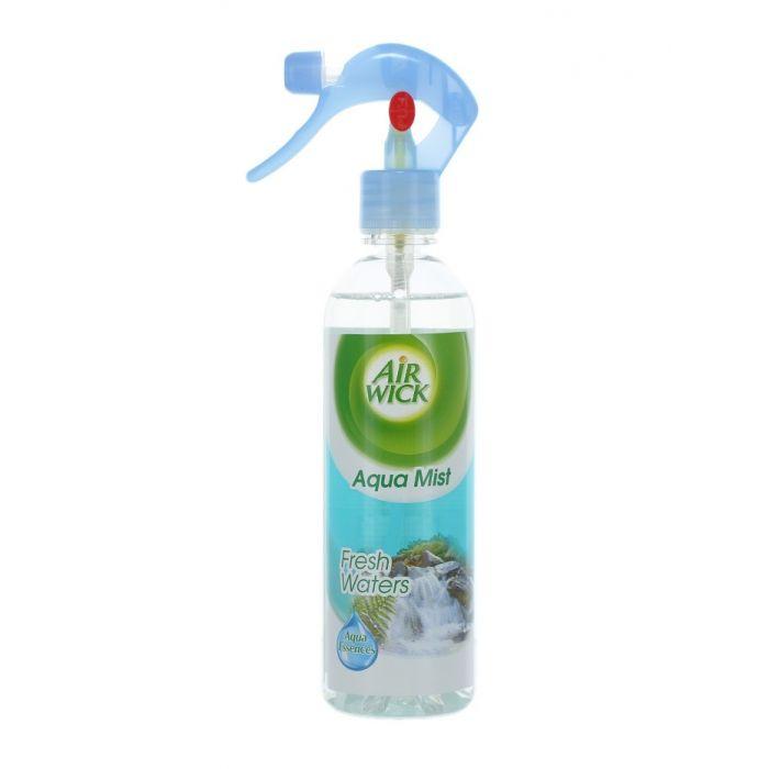 Airwick Spray odorizant camera cu pompa 345 ml Fresh Waters