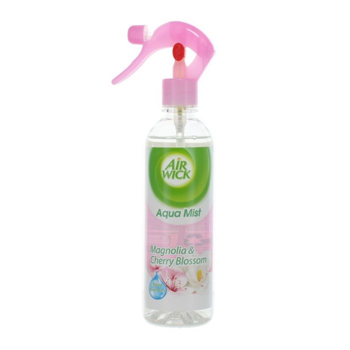 Airwick Spray odorizant camera cu pompa 345 ml Magnolia&Cherry Blossom