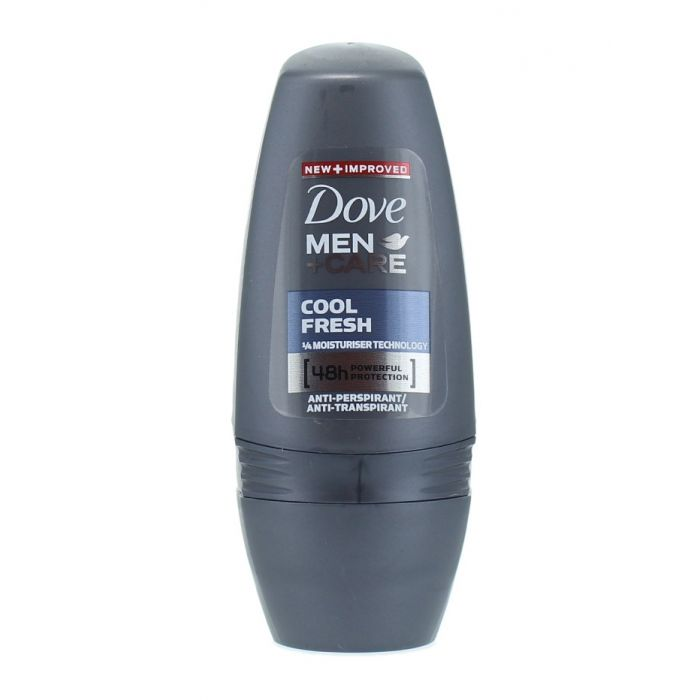 Dove Roll-on Barbati 50 ml Cool Fresh