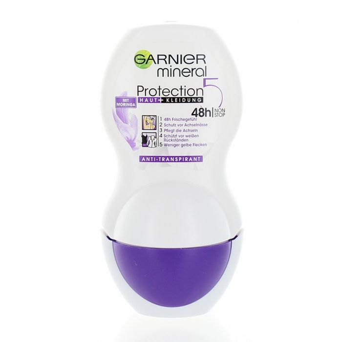 Garnier Roll-on Mineral 50 ml Protection 5