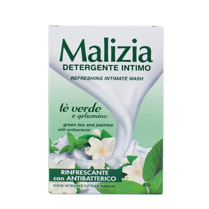 Malizia Sapun lichid intim 200 ml Green Tea