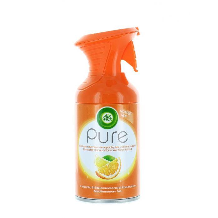 Airwick Spray odorizant camera 250 ml Pure Mediterranean Sun