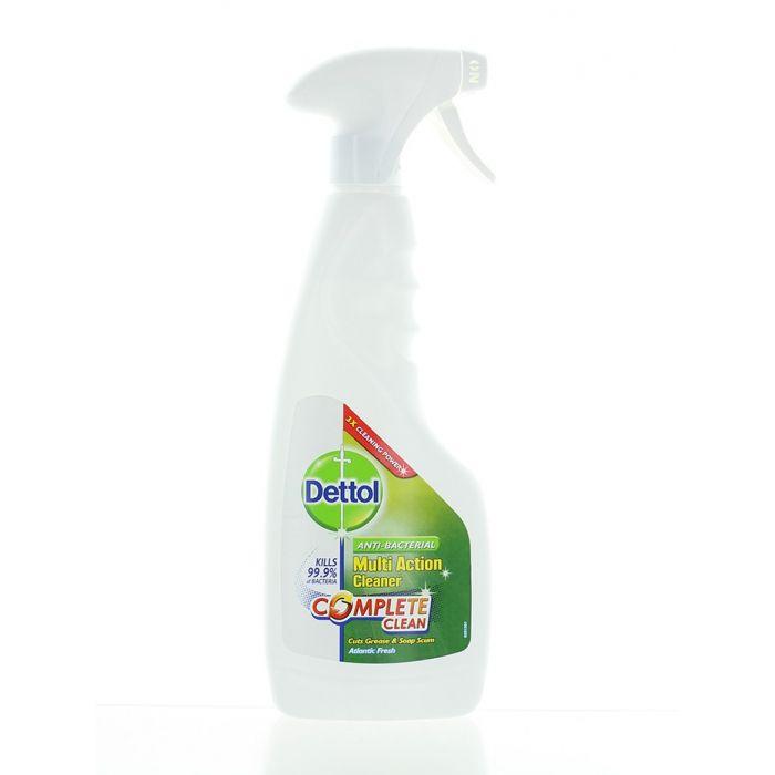 Dettol Solutie curatat multisuprafete cu pompa 440 ml Atlantic Fresh