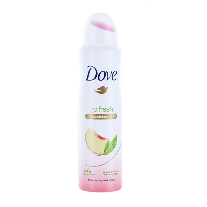 Dove Spray deodorant femei 150 ml Go Fresh Peach&Lemon
