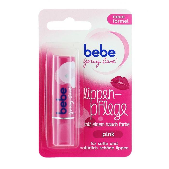 Bebe Balsam de buze 4.9 g Pink