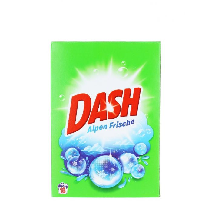 Dash Detergent automat 1.170 kg 18 spalari Alpen Frische