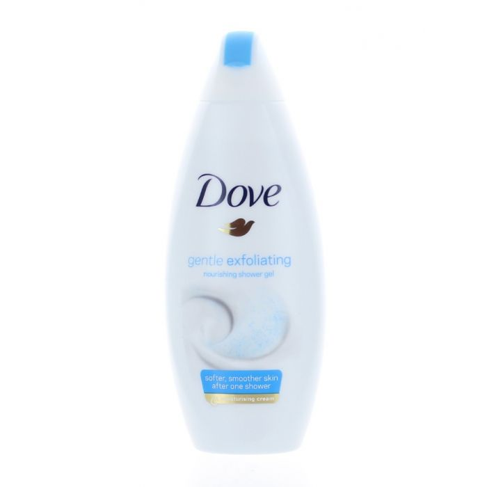 Dove Gel de dus 250 ml Gentle Exfoliating