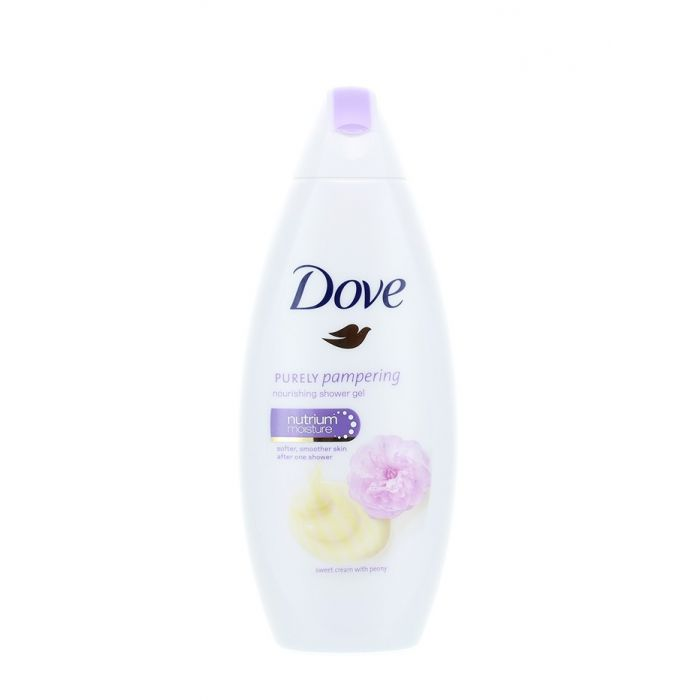 Dove Gel de dus 250 ml Purely pampering Sweet cream & Peony