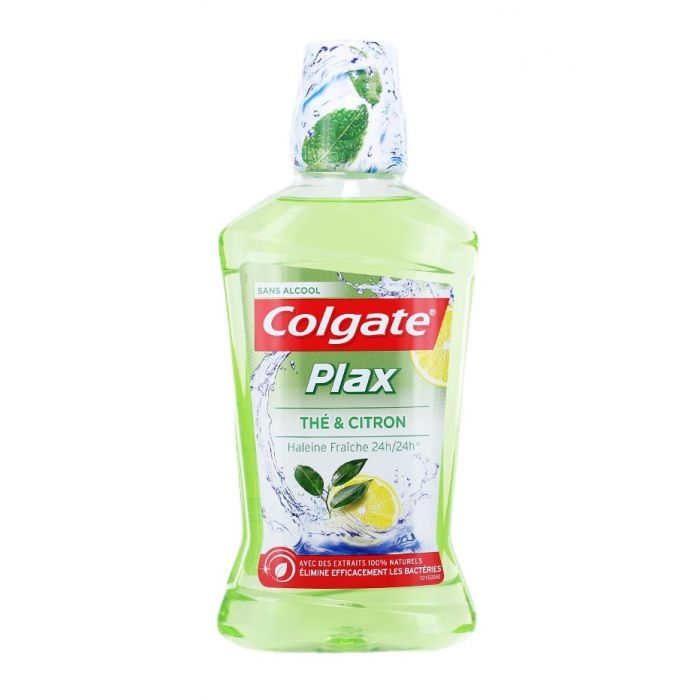 Colgate Apa de gura 500 ml Plax Lemon & The