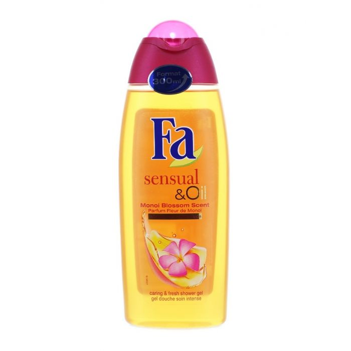 Fa Gel de dus 300 ml Sensual Oil Blossom