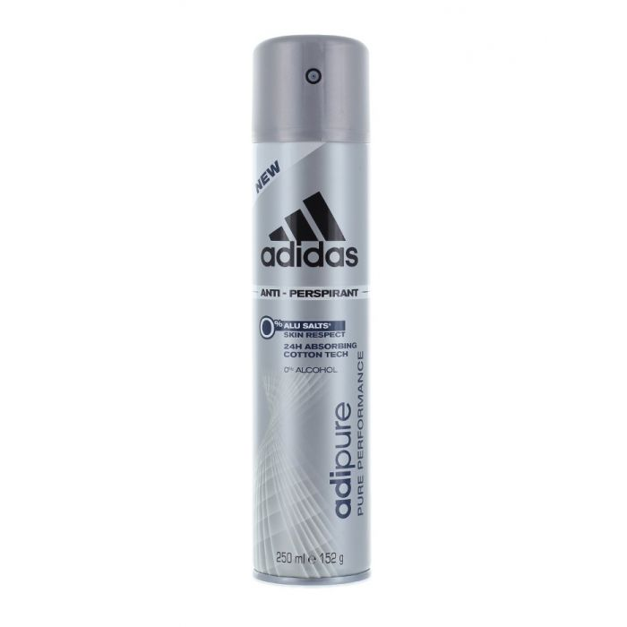 Adidas Spray Deodorant Barbati 250 ml Adipure