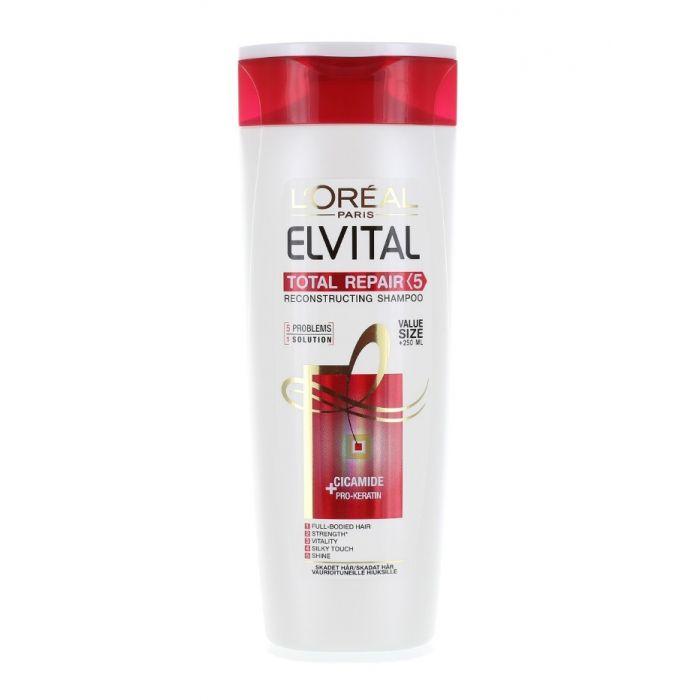 Elvital (Elseve) Sampon 500 ml Total Repair 5