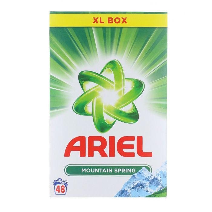 Ariel Detergent automat 3.6 kg 48 spalari Mountain Spring