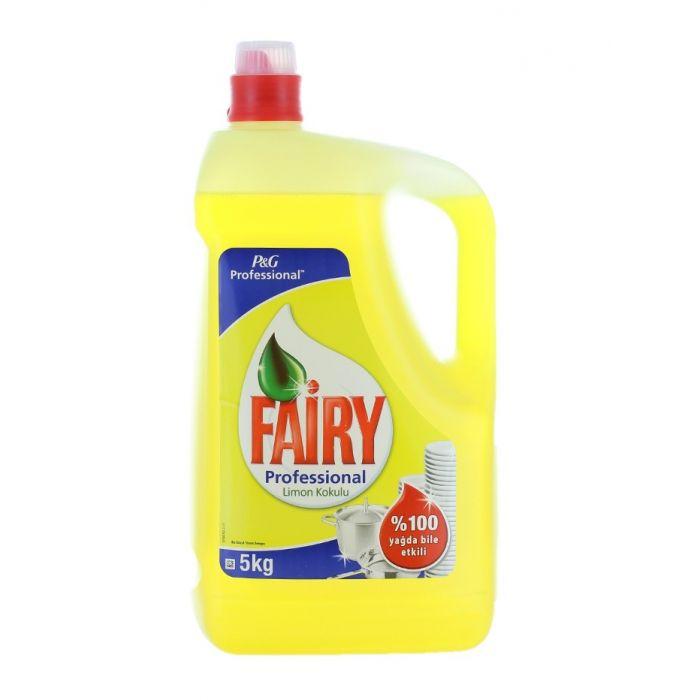 Fairy Detergent pentru vase 5 L Lemon