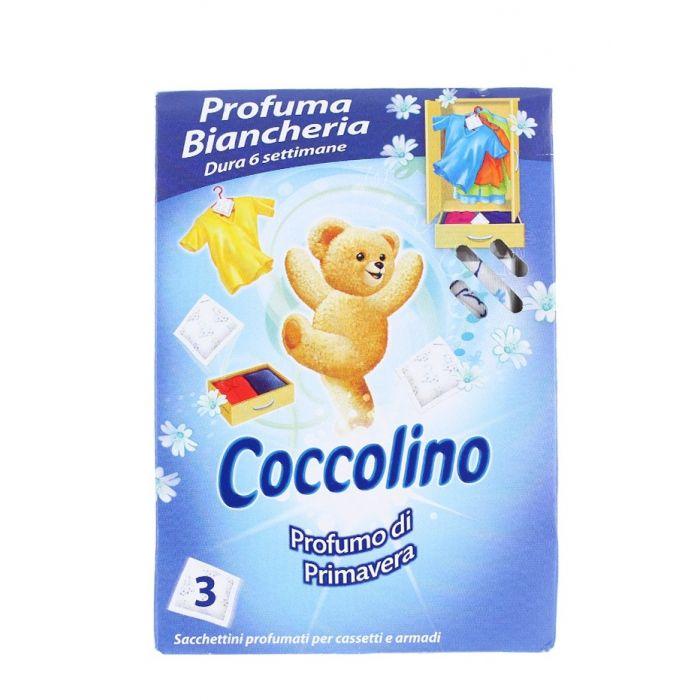 Coccolino Saculeti parfumati 3 buc Primavera
