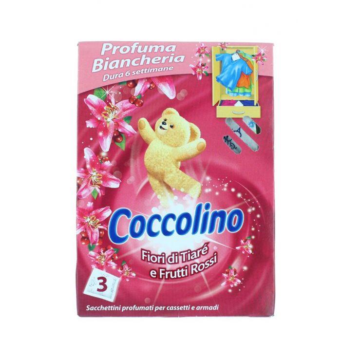 Coccolino Saculeti parfumati 3 buc Pink