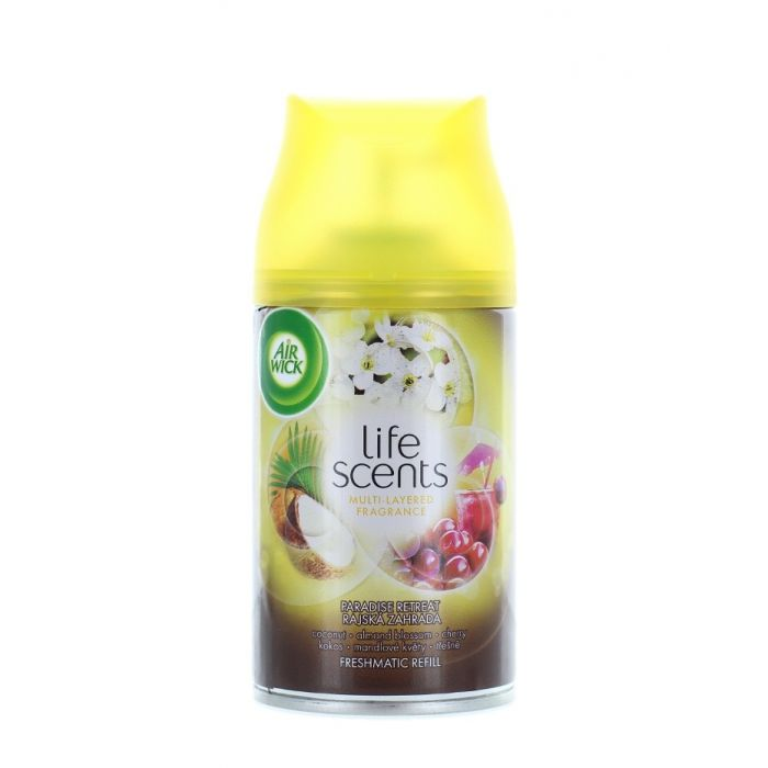 Airwick Rezerva odorizant camera 250 ml Paradise Retreat