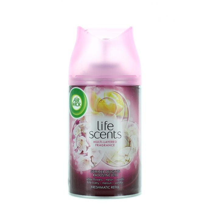 Airwick Rezerva odorizant camera 250 ml Summer Delights