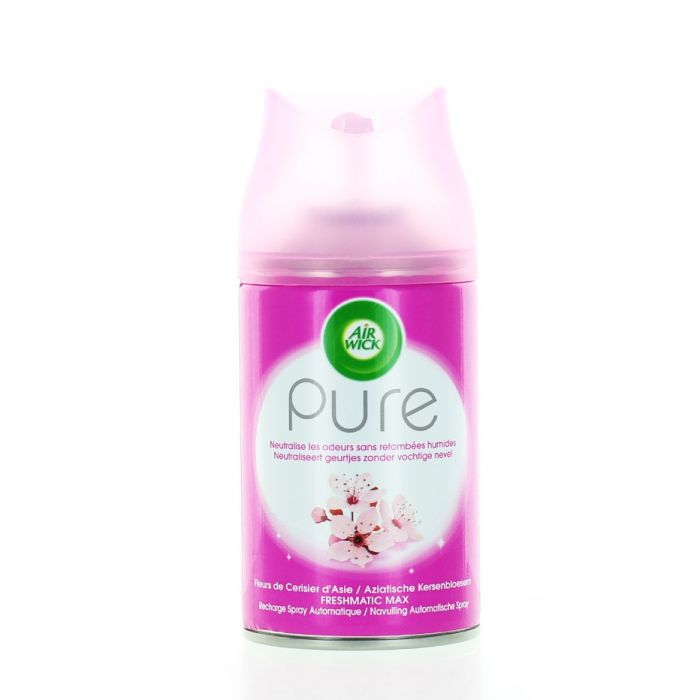 Airwick Rezerva odorizant camera 250 ml Pure Cherry Blossom