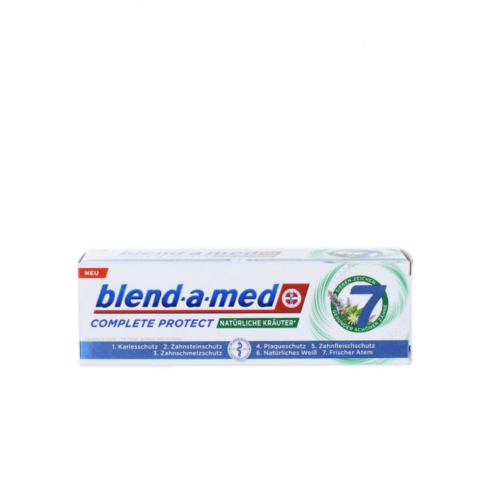 Blend-a-med Pasta de dinti 75 ml Complete 7 Herbal (exp. 21/12/2018)