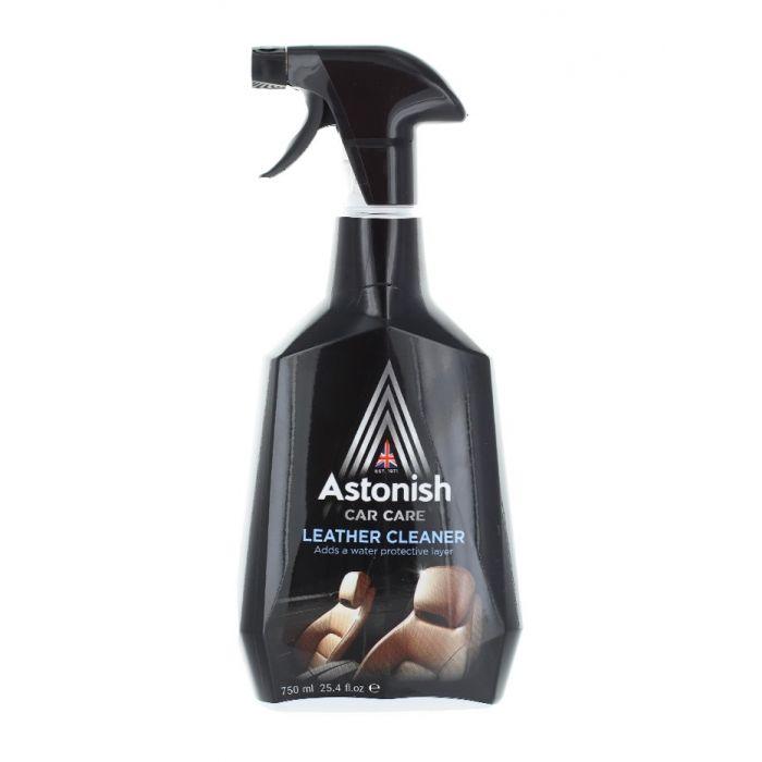 Astonish Solutie pentru curatarea tapiteriei din piele 750 ml