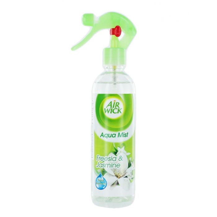 Airwick Spray odorizant camera cu pompa 345 ml Fresia & Jasmine