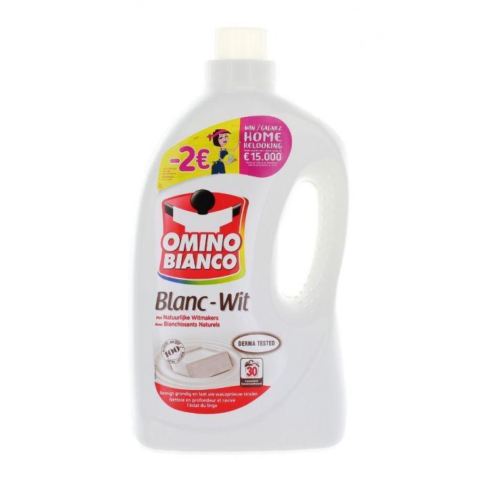Omino Bianco Detergent lichid 2l 30 Spalari Blanc