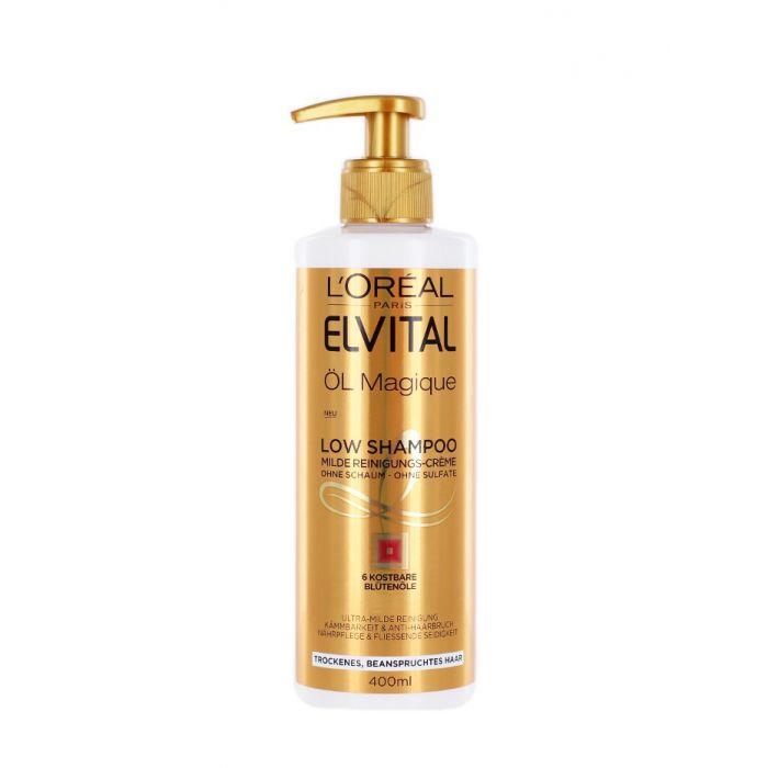 Elvital (Elseve) Sampon 400 ml Oil Magique (cu pompa)