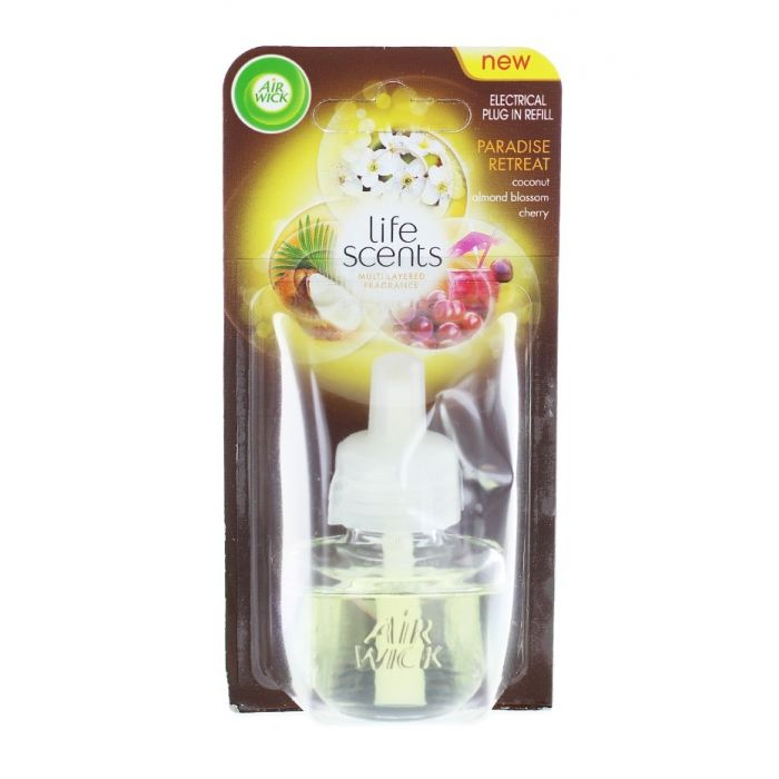 Airwick Rezerva aparat electric 19 ml Life scents Paradise retreat