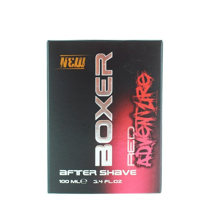 Boxer After Shave 100 ml Red Adventure
