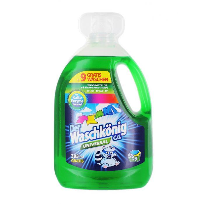 Der Waschkonig Detergent lichid 3.305 L 94 spalari Universal