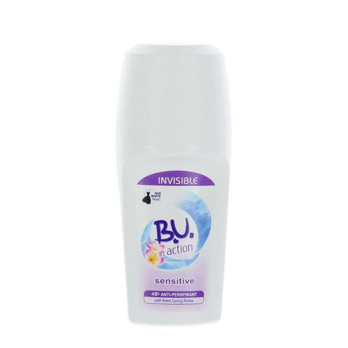 B.U. Roll-on in action 50 ml Sensitive
