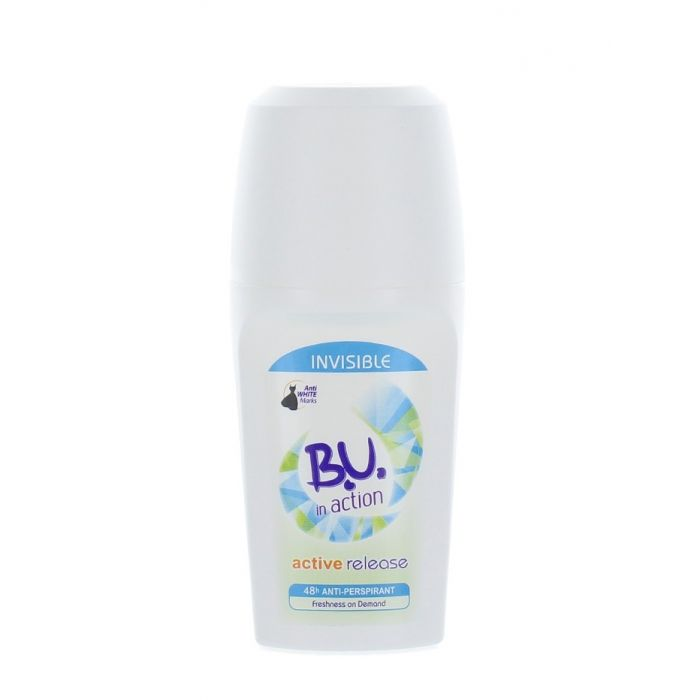B.U. Roll-on in action 50 ml Active release